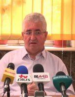 """Ion Lungu: """"Voi propune majorarea taxei de salubritate"""""""