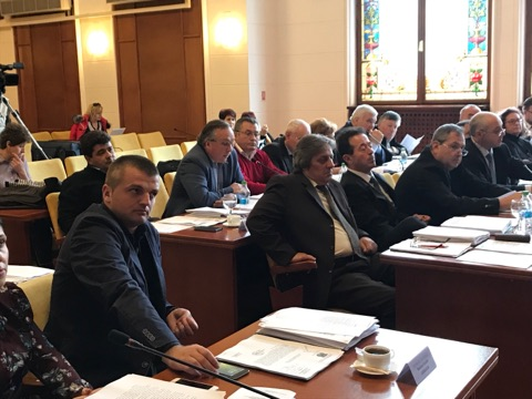 Repartizarea banilor s-a stabilit în ședința Consiliului Județean
