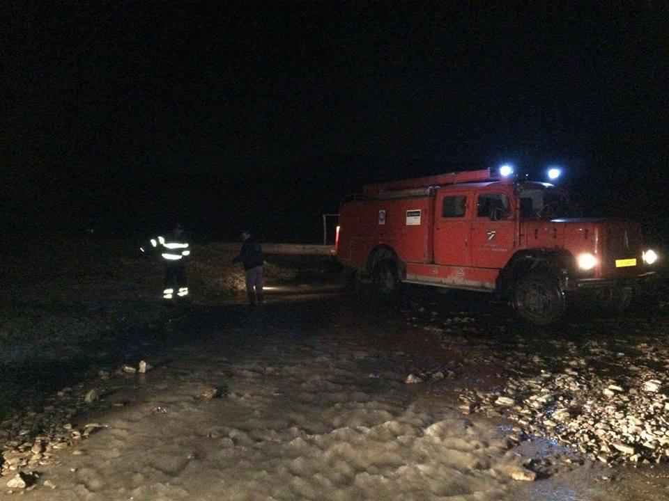 Incendiu la o gospodărie din localitatea Suceviţa