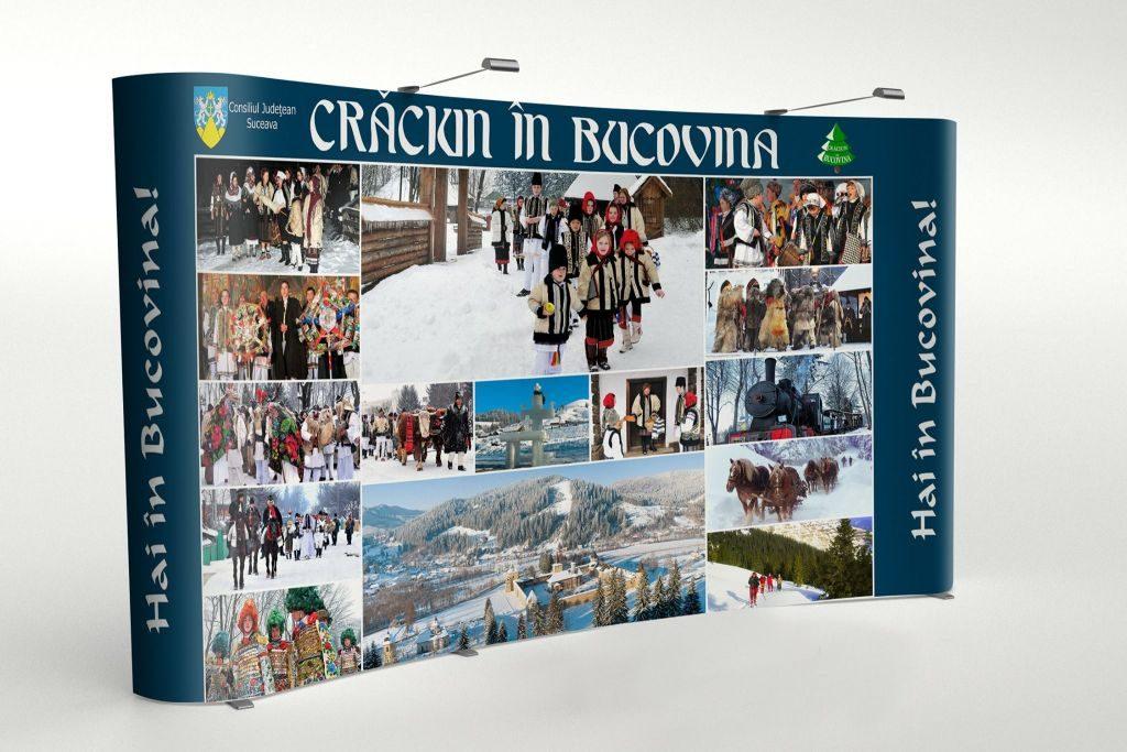 CJ Suceava, două standuri de prezentare la Târgul de Turism al României