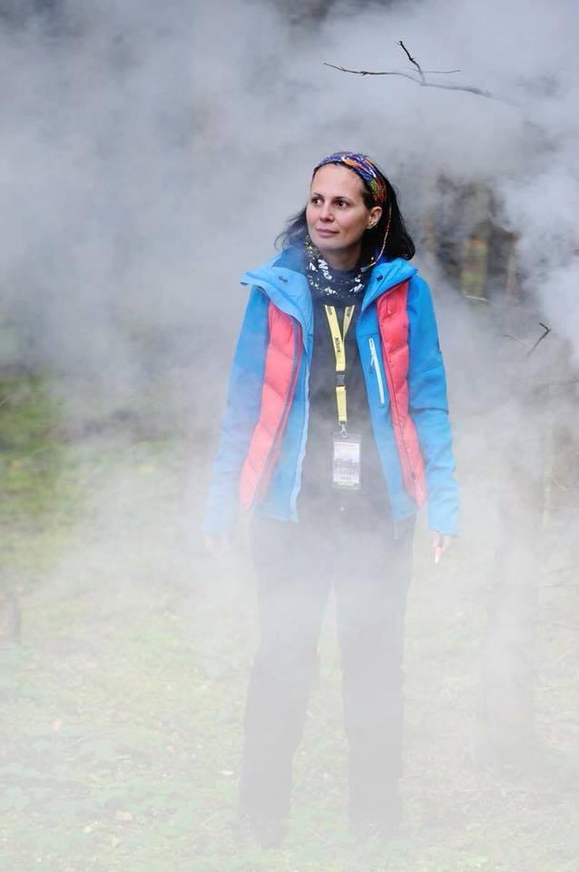 Ambasadoarea Nikon România, Gina Buliga