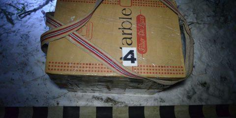 8.500 de pachete cu țigări de contrabandă
