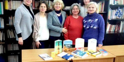 Colectivului de franceza din cadrul Facultatii de Litere si Stiinte ale Comunicarii, cu privire la jurizarea romanelor franceze intrate in concursul Prix du Premier Roman 2018