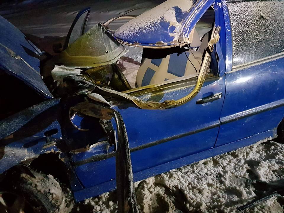 Trei persoane au ajuns la spital, în urma unui accident pe raza localității Dărmănești