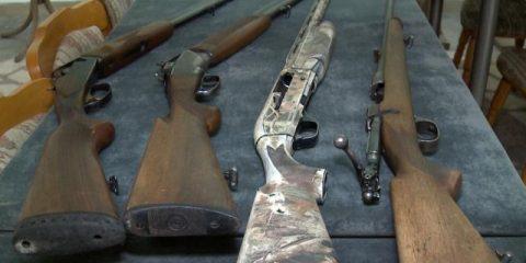 doi batrani din judetul suceava s-au ales cu dosar penal deoarece nu au respectat regimul armelor si munitiilor