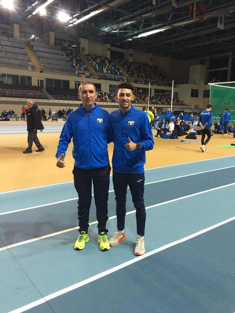 Andrei Dorin Rusu și Cristian Prâsneac
