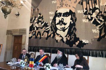 (VIDEO) Din Comuna Putna, de acasă de la Ștefan cel Mare, Primăria și Consiliul Local cer Unirea cu Basarabia