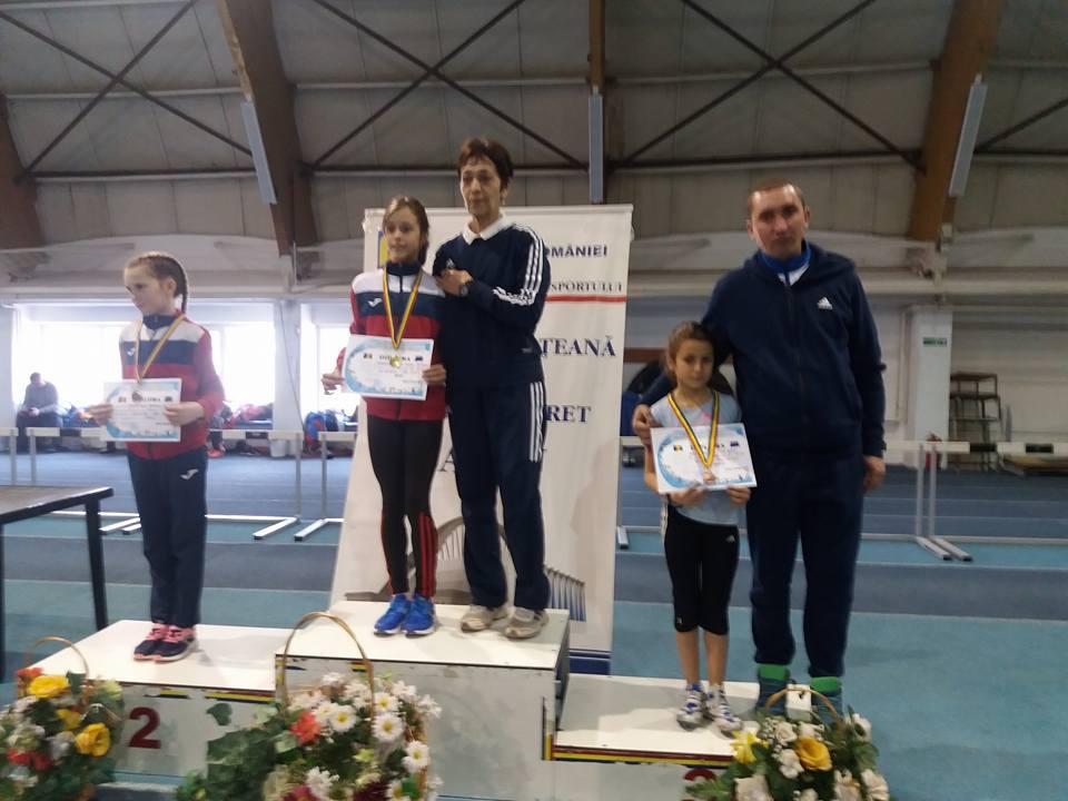 Rezultate foarte bune obținute de atleții de la CSM Dorna, la Campionatul Național de Copii