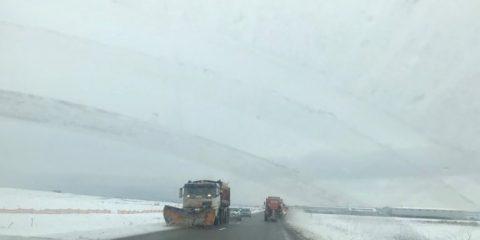 Prefectul de Suceava, mulțumit de modul în care drumurile naționale au fost deszăpezite