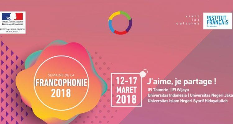 La francophonie partagée- ziua francofoniei