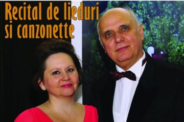 """""""Recital de lieduri şi canzonette"""" la USV"""
