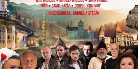 Toți K1 pentru România, spectacol unic, în Suceava, pe 21 iunie