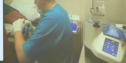 tehnic PRP la spitalul judetean suceava