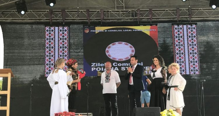 zilel comunei poiana stampei 2018
