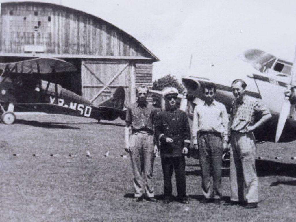 Mitingul aviatic la Scheia
