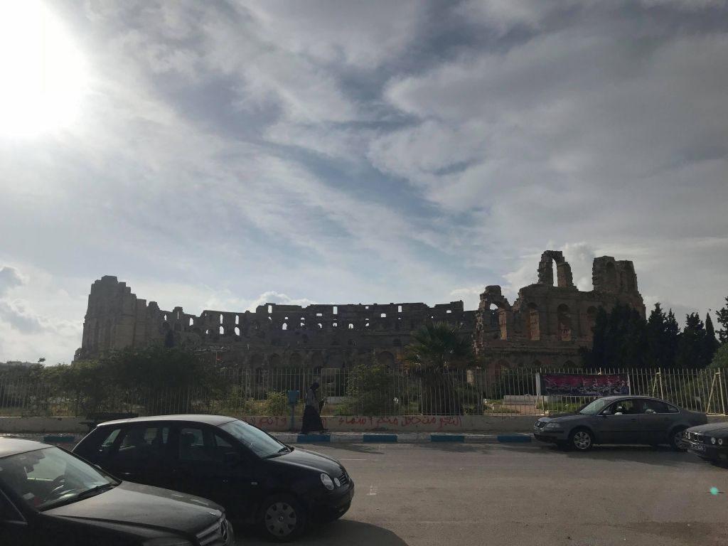 Amfiteatrul El Jem, Colosseumul Tunisiei