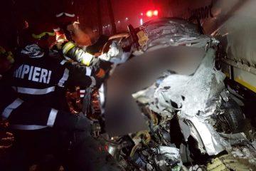 accident vadu moldovei, decembrie 2018