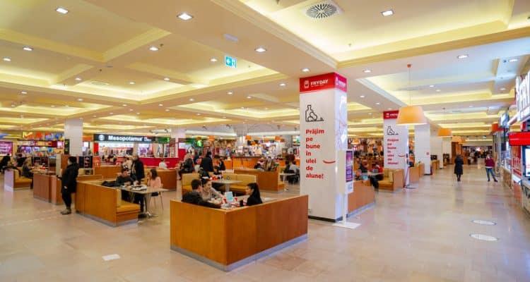 Descoperă gusturile preparatelor internaționale din foodcourt-ul Iulius Mall Suceava